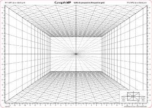 Grille de perspective C
