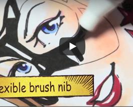 démonstration graphit brush