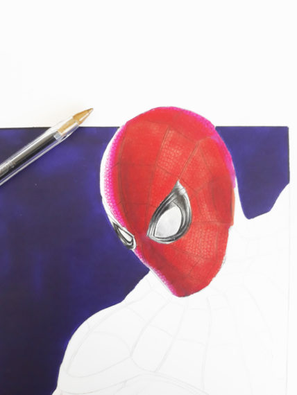 tutoriel spiderman