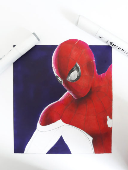 spiderman artuniverse
