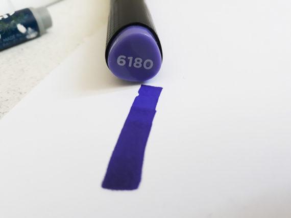 bleu graphit